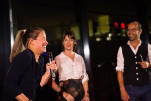 Chantal Dentro wint pitchavond TEDxHaarlem